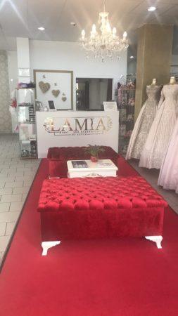 Willkommen bei Lamia Braut- und Abendmode